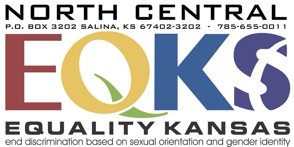 Celebrate PRIDE Month by Joining Equality Kansas of North Central!